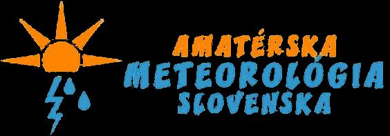 Amatérska meteorológia Slovenska